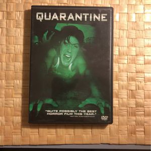 Quarantine. Movie DVD CD. for Sale in Long Beach, CA