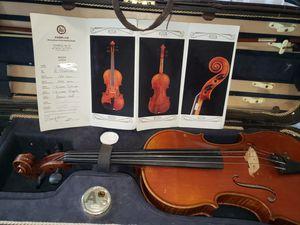 Zheng Quan A. Stradivari violin for Sale in McKinney, TX