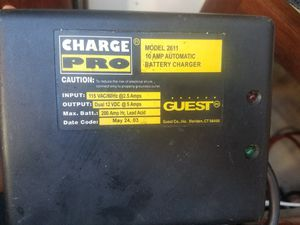 Battery Charger for Sale in San Diego, CA