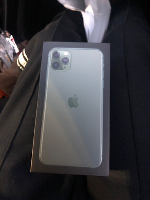 iPhone 11 pro max 64gb Sprint only for Sale in Norfolk, VA