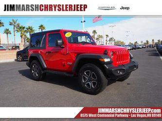 2020 Jeep Wrangler for Sale in Las Vegas,  NV