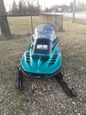 Snowmobile & Trailer for Sale in Northbrook, IL