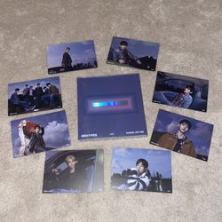 ENHYPEN Border: Day One Dawn Ver. Album W/postcards for Sale in Chino,  CA
