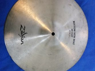 "Zildjian Hi Hat Bottom Series New Beat Perfect Condition (14""/36cm) for Sale in Fort Worth,  TX"