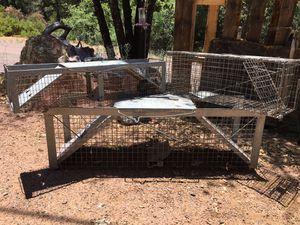Metal animal trap for Sale in Payson, AZ