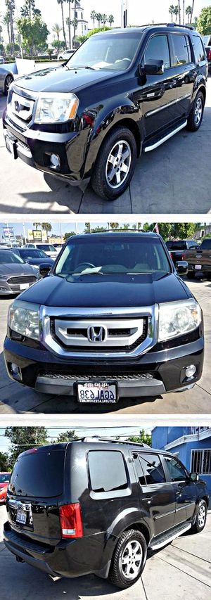 2009 Honda Pilot Touring 2WD for Sale in South Gate, CA