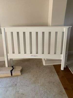Full size bed frame for Sale in Carlsbad, CA