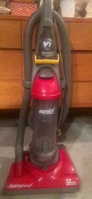 Eureka! LightSpeed 12amp vacuum cleaner for Sale in Seattle, WA