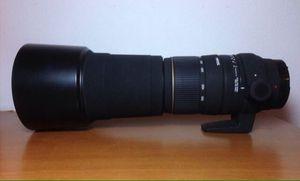 Sigma 170-500mm f/5-6.3 APO DG telephoto lens for Sale in Zephyrhills, FL