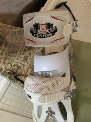 Snowboard boots bindings and bag for Sale in Levittown, PA