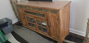 Sedona solid oak LR set 3 pieces for Sale in Thornton, CO