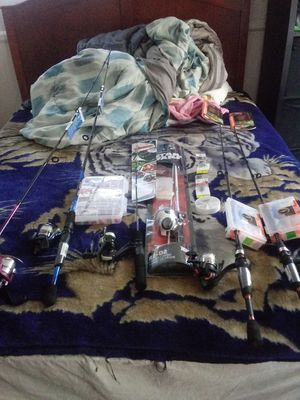 Fishing gear for Sale in Norwalk, CA