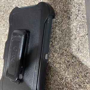 iPhone 11 Otter box and Belt Clip for Sale in Tucson, AZ