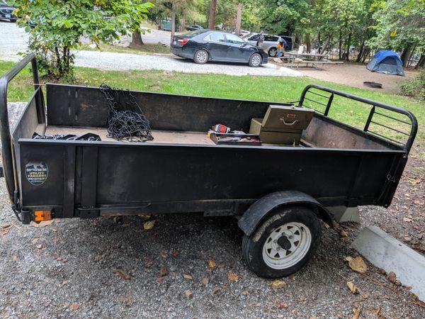 Private use trailer 2001