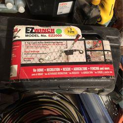Ez Winch for Sale in Oswego,  IL