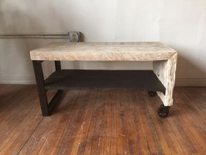 Reclaimed barn wood table. Hand made locally for Sale in Columbus, OH