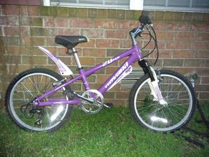 """20"""" girls and 16"""" Novara bikes $80 each for Sale in Hermitage, TN"""