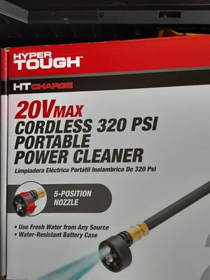 Cordless Power Washer for Sale in Dover, NH
