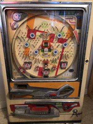 Vintage Sankyo Pachinko Japanese ( Pinball ) Machine Game for Sale for sale  Bronx, NY