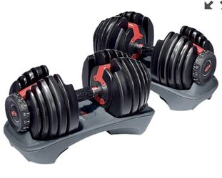 NEW BOWFLEX SELECTECH DUMBELLS 552 for Sale in Chicago,  IL