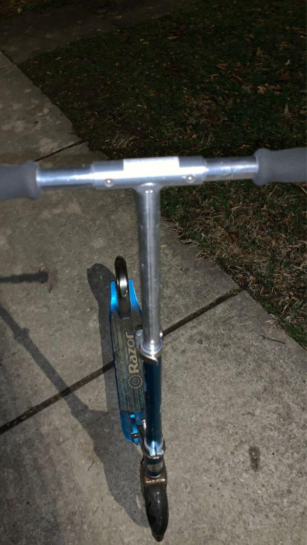 Razer scooter