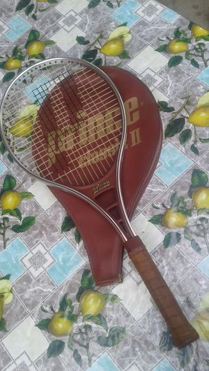 PRINCE CLASSIC II Tennis Racket Vintage In fine condition $100 Or Make Offer for Sale in Pico Rivera, CA