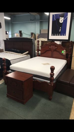 4pc BEDROOM SET for Sale in Portland, OR