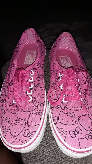 Hello Kitty Van's for Sale in Fresno, CA