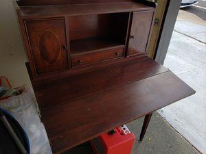 Antique Stationary Desk for Sale in La Mesa, CA