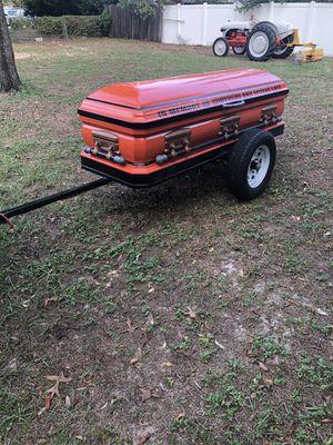 Coffin casket trailer for Sale in Brandon, FL