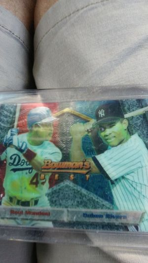 Raul Mondesi/ Ruben Niver Bowman's Best Baseball Card © 1994 Topps Company for Sale in Largo, FL