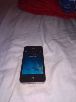 I phone 4/4s good condition unlocked for Sale in Rowland Heights, CA