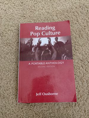 Reading Pop Culture Second Edition for Sale in Chino, CA