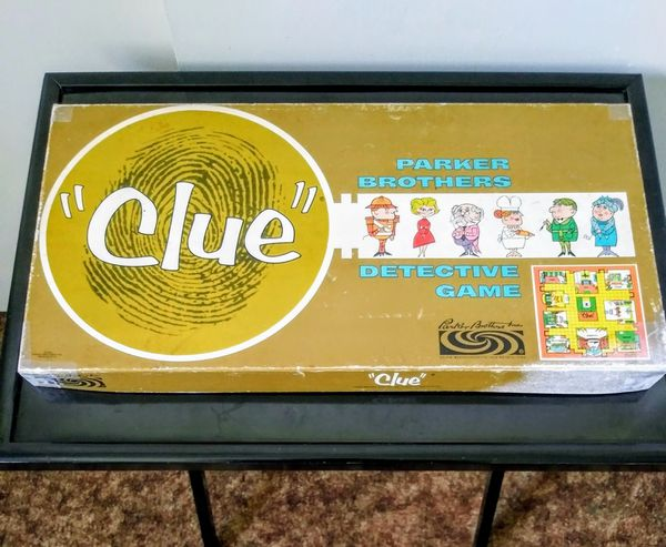 THE CLUE GAME