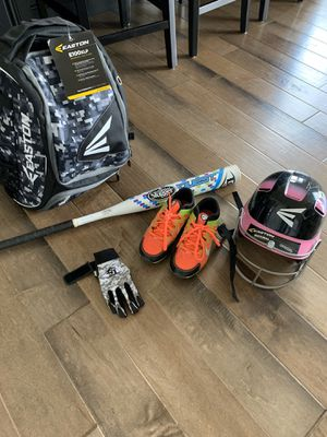 Girl's Softball equipment for Sale in Phoenixville, PA