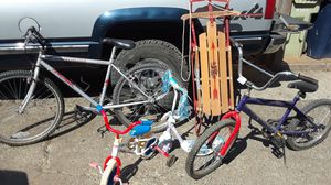 Bikes and stuff for Sale in Beaverton, OR
