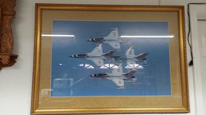 Large US Airforce picture $40 for Sale in Glendale, AZ