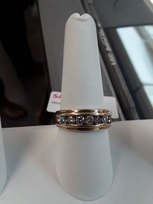 10kt Wedding Band/ Mens Ring for Sale in Houston, TX