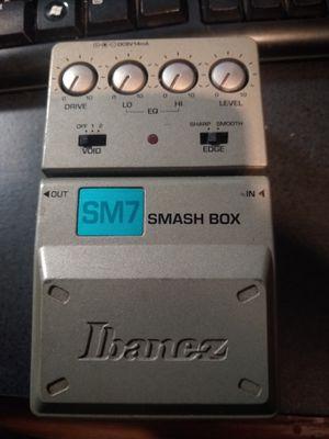 Ibanez (SM7) SmashBox for Sale in Fredonia, NY