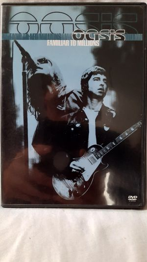 OASIS DVD for Sale in Arthur, IL