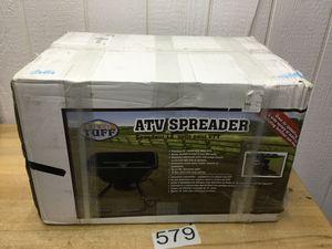 Field Tuff 12 Volt ATV Spreader Universal Fit for Sale in Rio Linda, CA