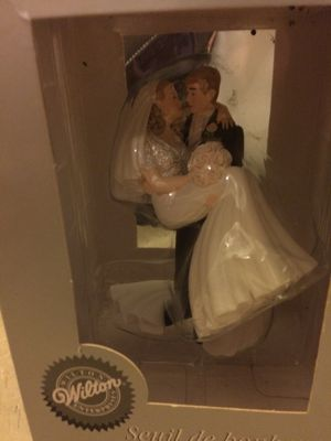 Wedding cake topper for Sale in Johnson City, TN