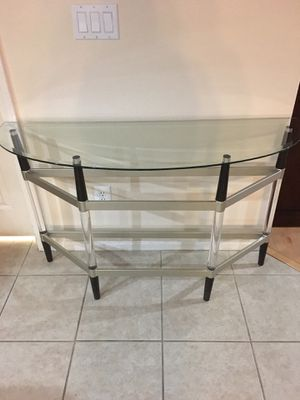 Console table for Sale in Las Vegas, NV