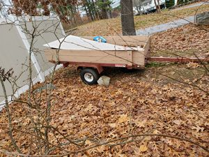 Trailer in excellent codition for Sale in Salem, NH