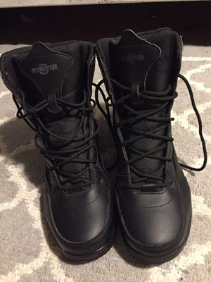 Working boots brand new size 10 for Sale in Haines City, FL
