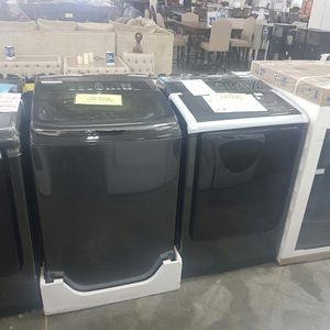 SAMSUNG top load washer dryer for Sale in Ontario, CA