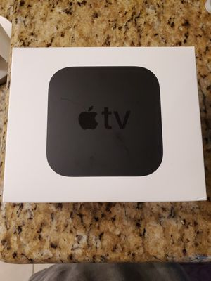 Apple tv 4k for Sale in Pomona, CA