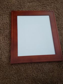 Wood picture frame for Sale in Colorado Springs,  CO