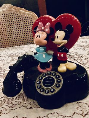 Mickey/Minnie Mouse Disney Phone for Sale in Pasadena, CA