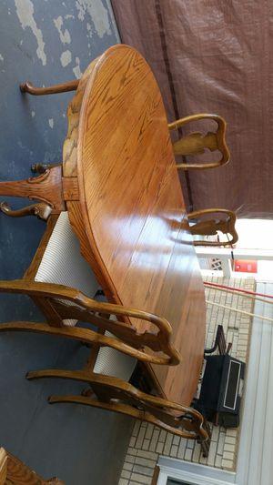 Thomasville oak dinette set for Sale in Austin, CO
